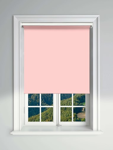 Essential Bambino Electric Blackout Roller Blind