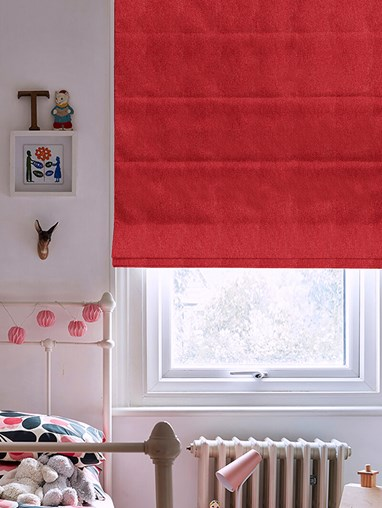 Hampton Cancan Blackout Roman Blind