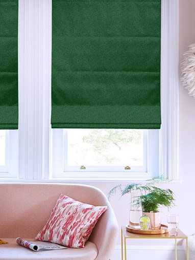 Hampton Hunter Blackout Roman Blind