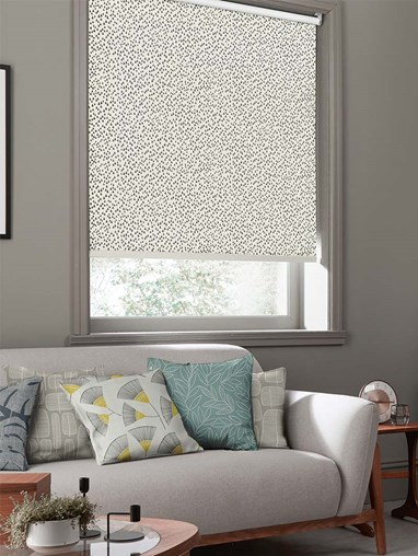 Chimes Cascade Roller Blind By Miss Print