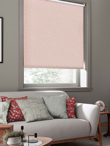 Chimes Pastel Roller Blind By Miss Print