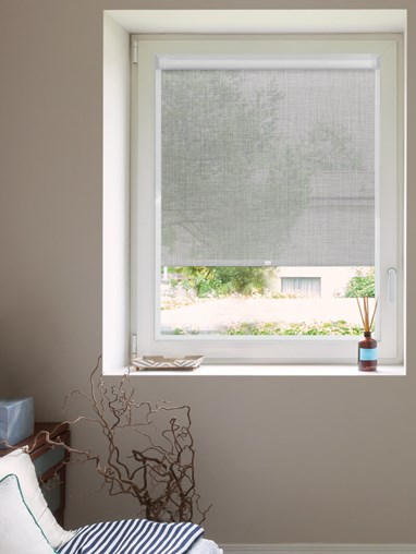 Mist Weave 5% Sunscreen Perfect Fit Roller Blind