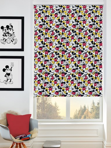 Disney Original Mickey Mouse Blackout Roller Blind