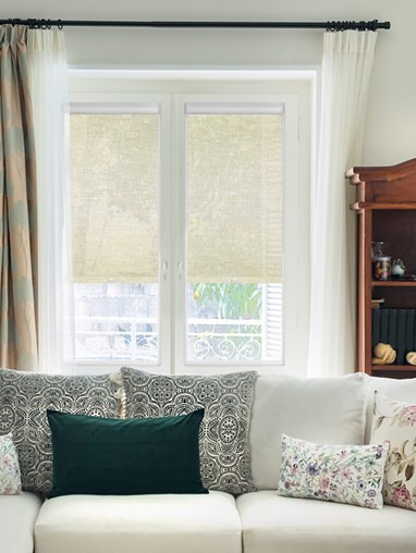 Exclusive Papyrus 3% Sunscreen Perfect Fit Roller Blind