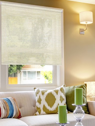 Papyrus Exclusive Sunscreen Roller Blind