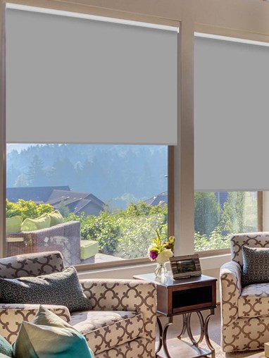 Pavilion Extra Large Electric Roller Blind