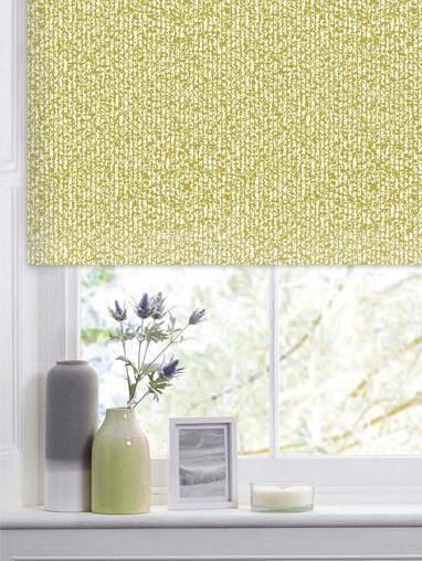 Pimlico Lime Daylight Roller Blind