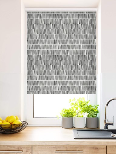 Library Daylight Electric Roller Blind