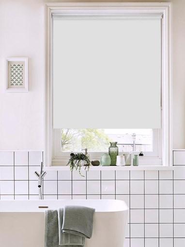 Pearl Bathroom Roller Blind
