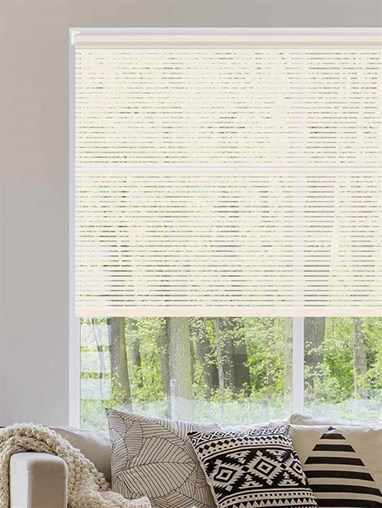 Stratus Sheer Cream Roller Blind