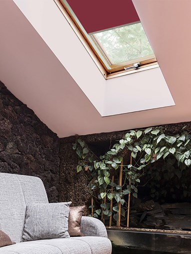 Classic Tarrantino Blackout Blind For Velux Windows