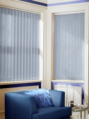 Mersey Daylight 89mm Vertical Blind Replacement Slats