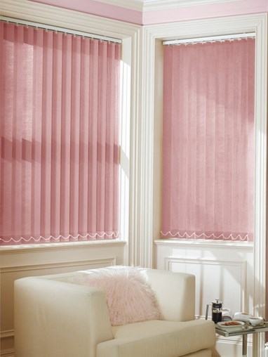 Ophelia Daylight 89mm Vertical Blind Replacement Slats