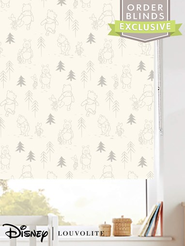 Disney Winnie The Pooh Blackout Roller Blind