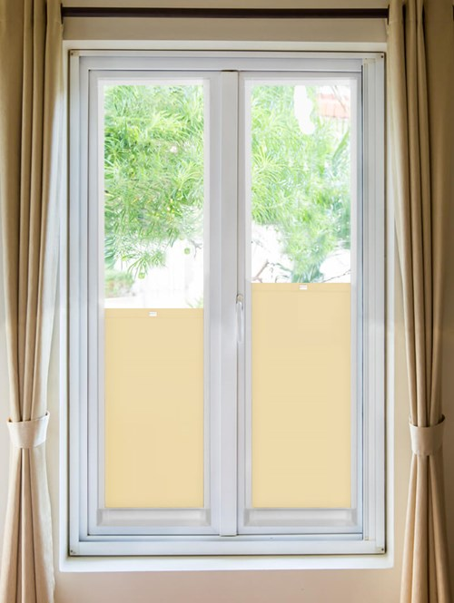 Daylight Cinnamon Perfect Fit Bottom Up Blind