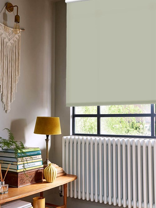 Castle Keep Daylight Electric Roller Blind