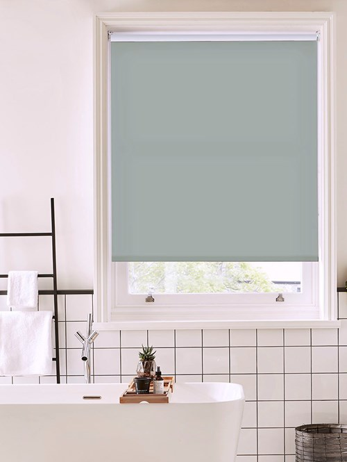 Paving Grey Daylight Electric Roller Blind