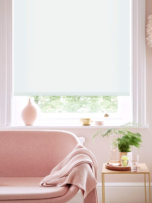 Raindrop Daylight Electric Roller Blind
