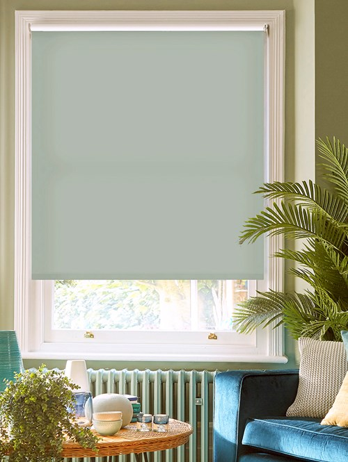 Wishing Well Daylight Electric Roller Blind