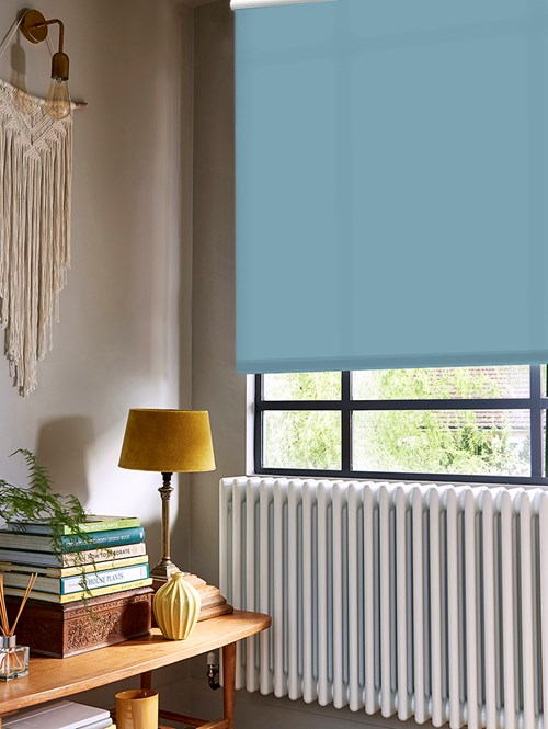 Yacht Club Daylight Electric Roller Blind