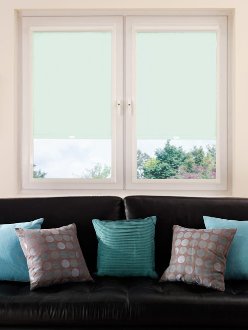 Daylight Babbling Brook Perfect Fit Roller Blind