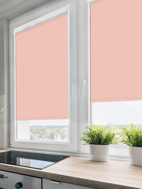 Daylight Begonia Perfect Fit Roller Blind