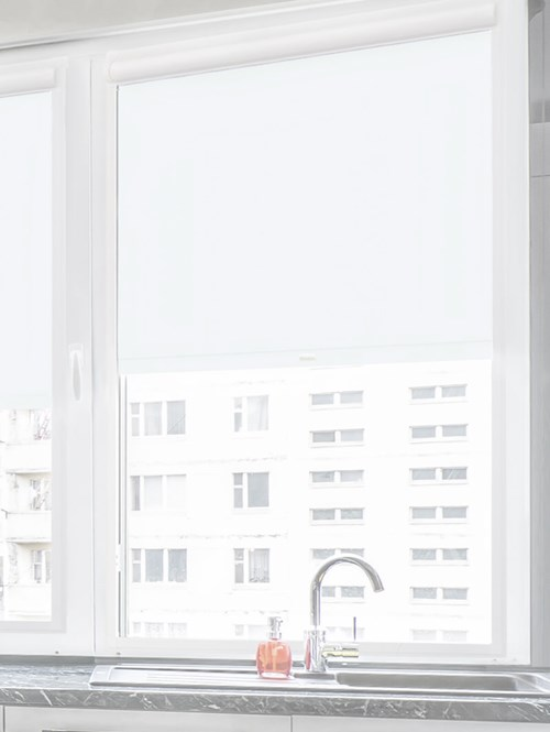 Daylight Clematis Perfect Fit Roller Blind