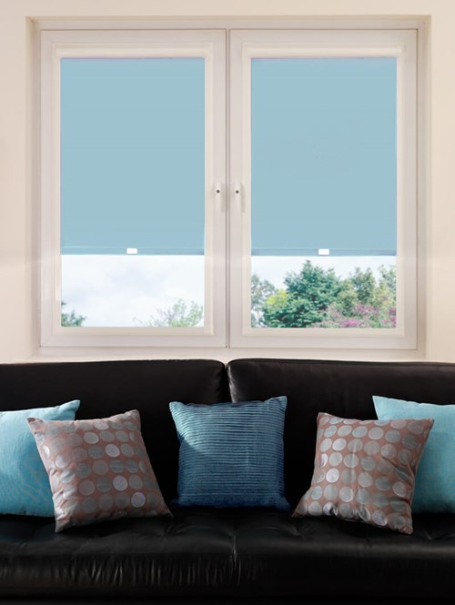 Daylight Lobelia Perfect Fit Roller Blind