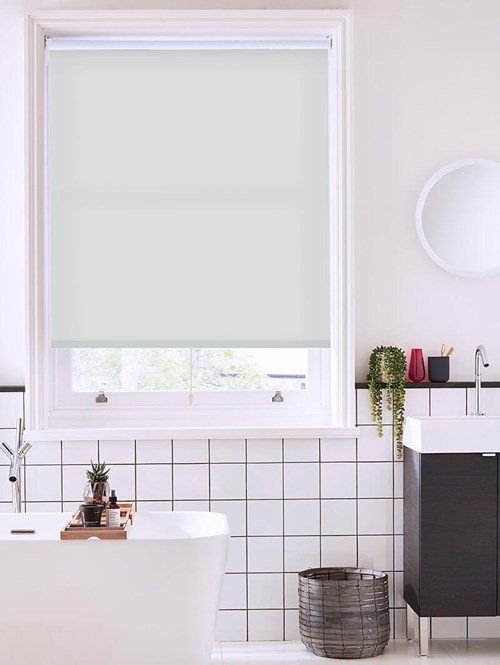 Puddle Daylight Cordless Spring Loaded Roller Blind