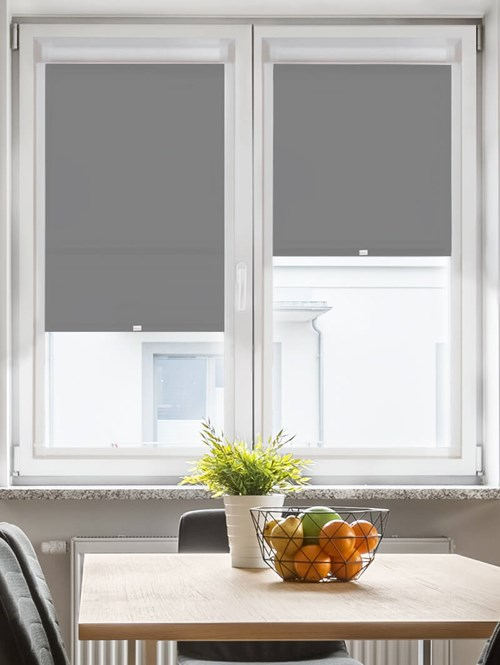 Daylight Ash Perfect Fit Roller Blind
