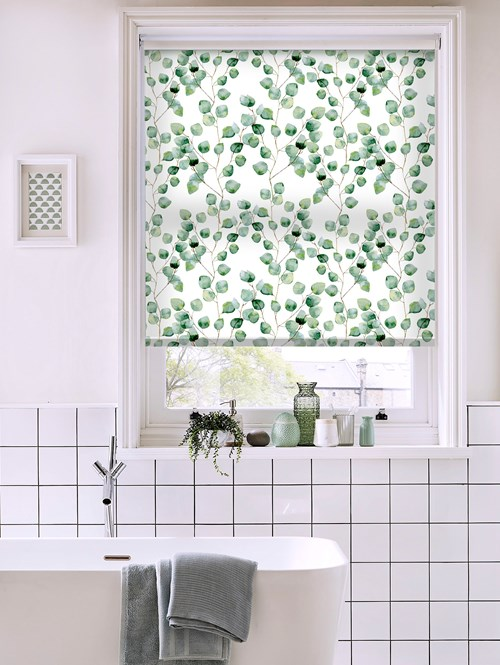 Climbers Natural Daylight Electric Roller Blind