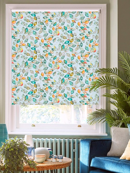 Tranquility Sky Daylight Electric Roller Blind
