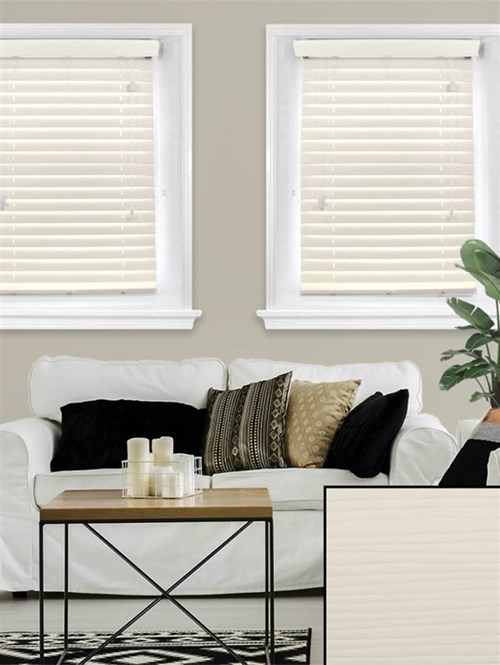 Lace Woodgrain Faux Wood Venetian Blind