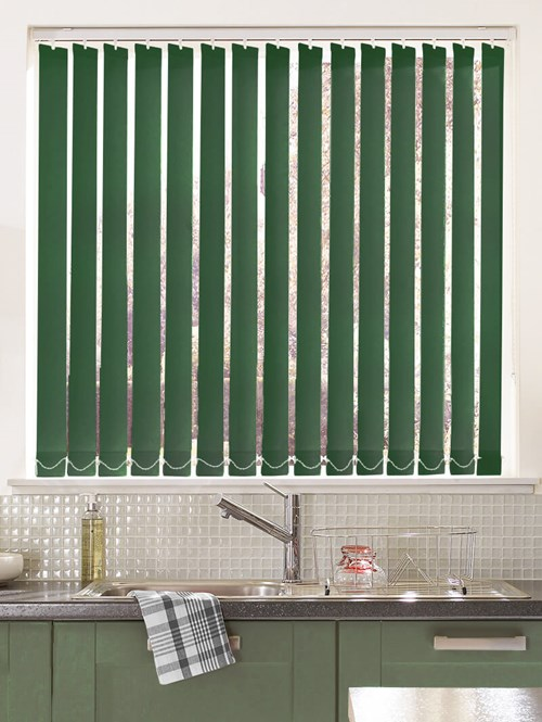 Forest 89mm Daylight Vertical Blind
