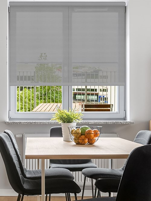 Flint 3% Sunscreen Electric Roller Blind