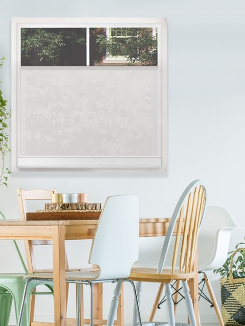 Pearl Platinum 8039E Bottom Up Roller Blind