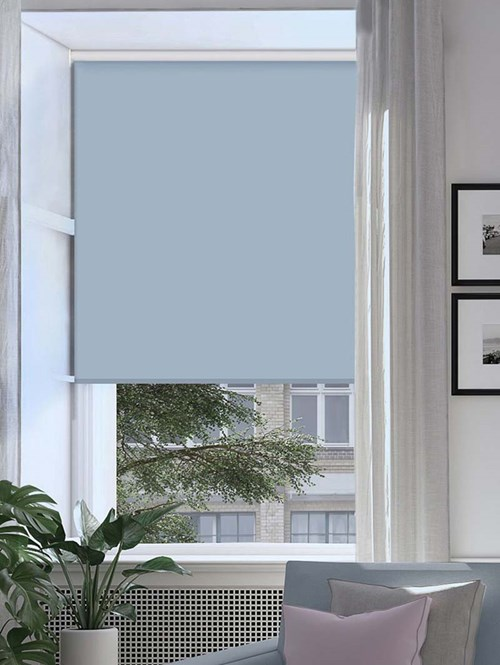 Panama Extra Large Electric Roller Blind