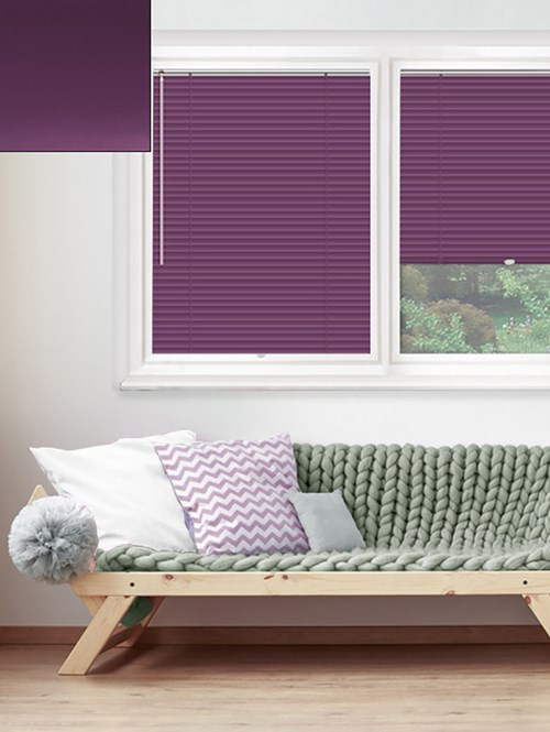 Matte Passion 25mm Perfect Fit Venetian Blind
