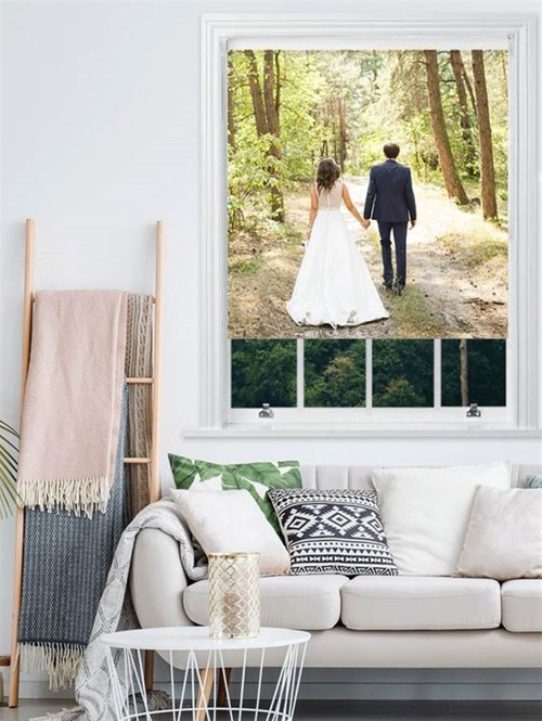 Photo Blinds - Made To Measure Personalised Roller Blinds