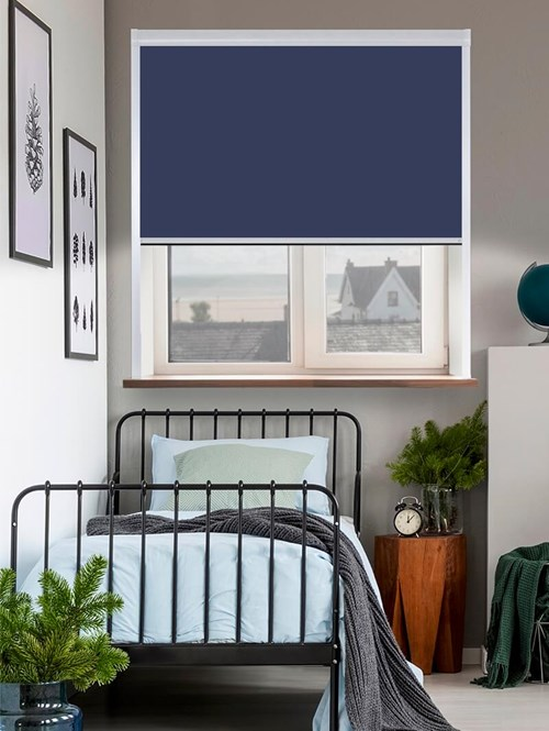 Classic Stoneybrook Total Blackout Roller Blind