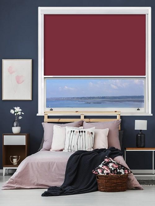 Tarrantino Chain Operated Total Blackout Roller Blind