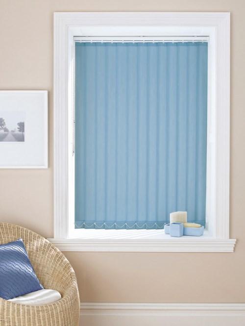 Bluebird 89mm Daylight Vertical Blind