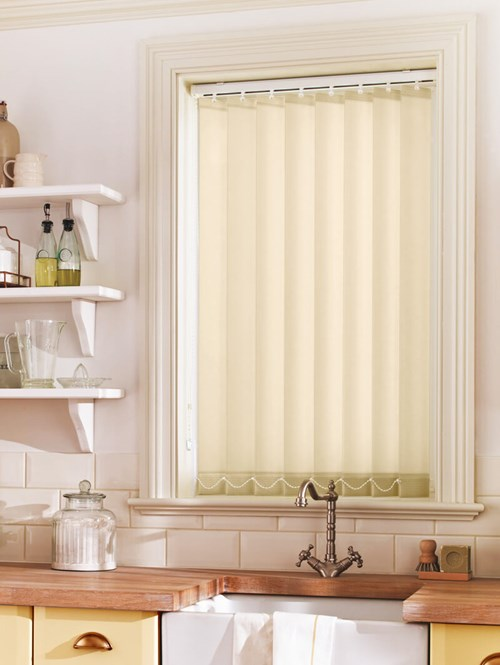 Dovecote 89mm Daylight Vertical Blind