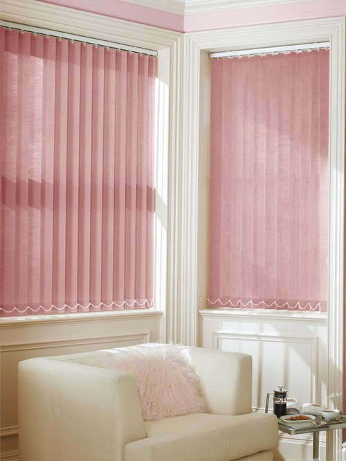 Ophelia 89mm Daylight Vertical Blind