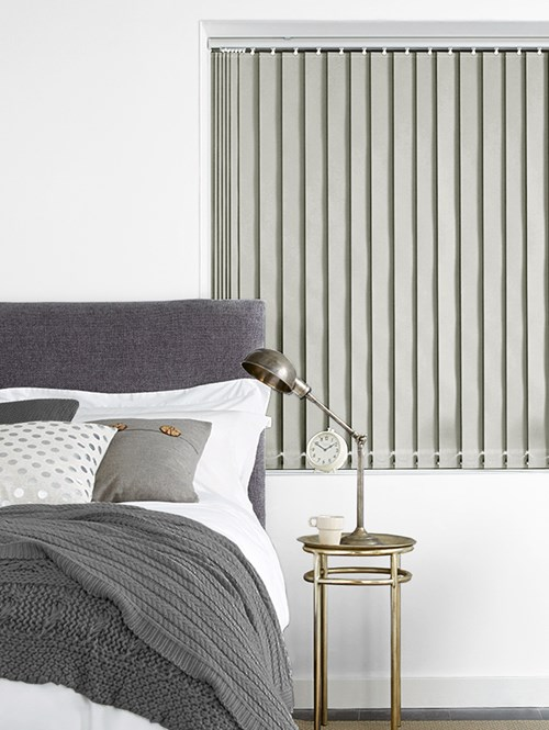 Narwhal Blackout 89mm Vertical Blind Replacement Slats