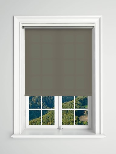 Daylight Obelisk Electric Roller Blind Powered By Solux