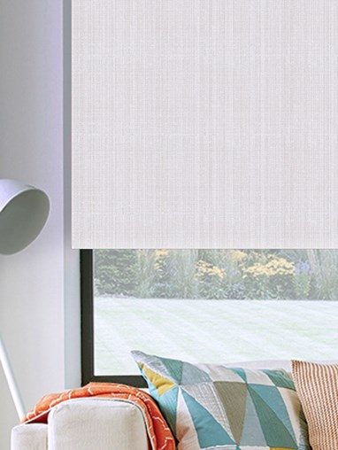Islington Pebble Patterned Blackout Electric Roller Blind