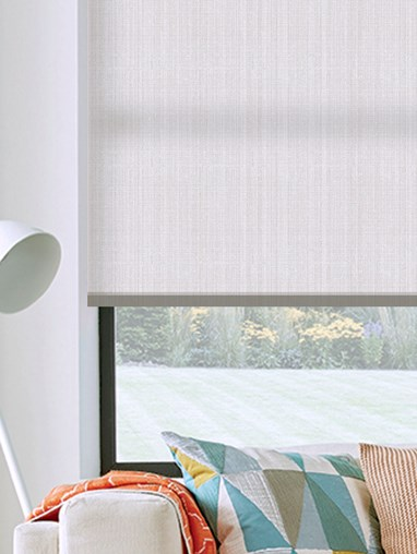 Islington Pebble Patterned Daylight Electric Roller Blind