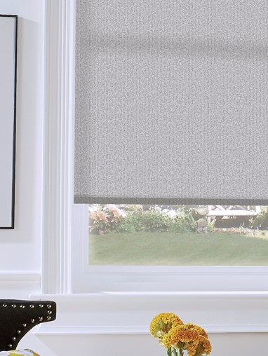 Pimlico Pebble Patterned Daylight Electric Roller Blind