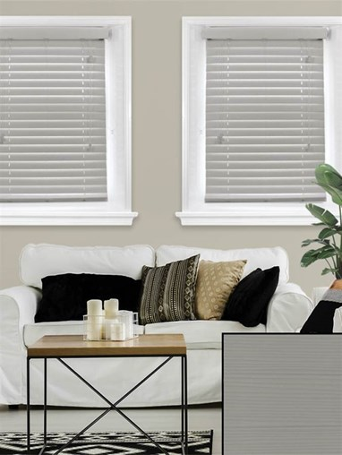 Dormouse Woodgrain Faux Wood Venetian Blind